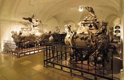 Kapuzinerkirche in Wenen