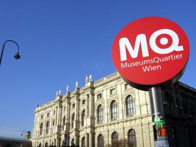 MuseumsQuartier in Wenen
